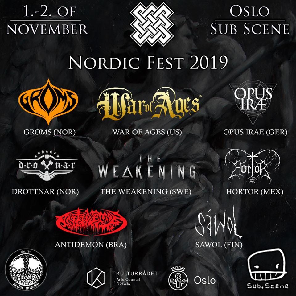 Antidemon in Nordic Fest 2019